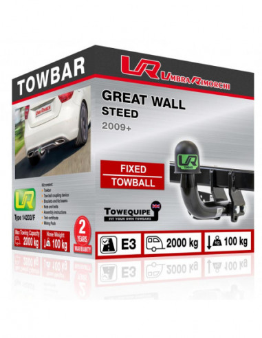 Towbar Great Wall STEED [PICK UP LPG...